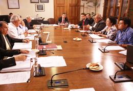 Presentan en Comisión de Minería y Energía proyecto que favorece a clientes del servicio eléctrico