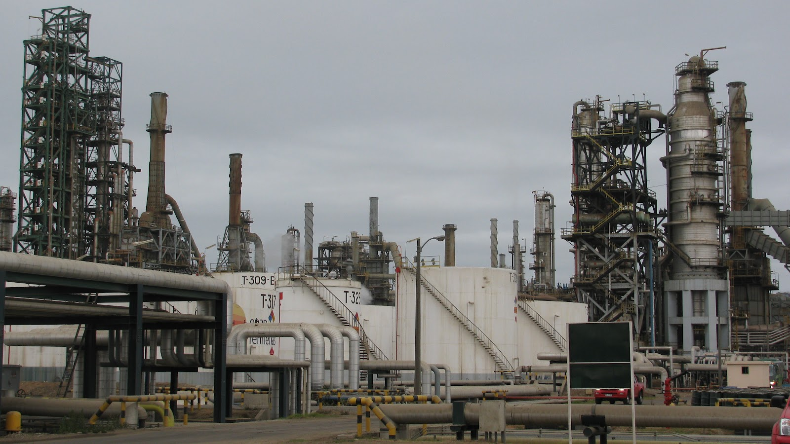 Enap planteó ingresar a Estudio de Impacto Ambiental segunda parte de termoeléctrica