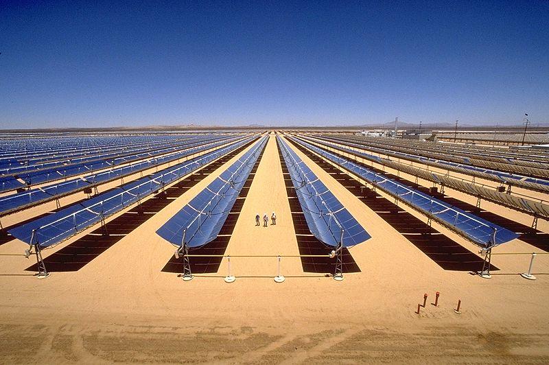 Declaran Admisible DIA de Proyecto Solar de Abengoa