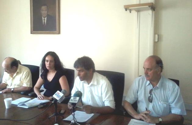 Dieron a conocer Informe de la Sociedad Civil sobre situación de los Derechos Humanos durante 2013