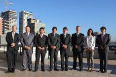 Ministro del Medio Ambiente presenta a los nuevos jefes de división