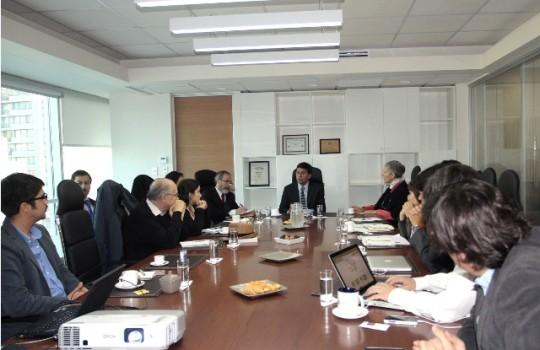 Ministro Badenier se reunió con principales organizaciones ambientales para analizar alcances de impuestos verdes