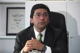 """Pablo Badenier """"Vamos a desarrollar una herramienta ausente en Chile: las cuentas ambientales"""""""