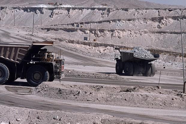Chile país minero, potencial fuente de conflicto socioambiental