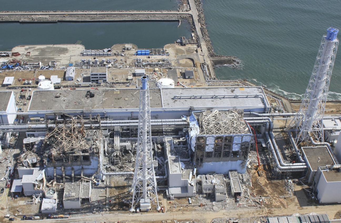 Central Fukushima generará hasta 2027 más de 560 mil metros cúbicos de escombros radioactivos