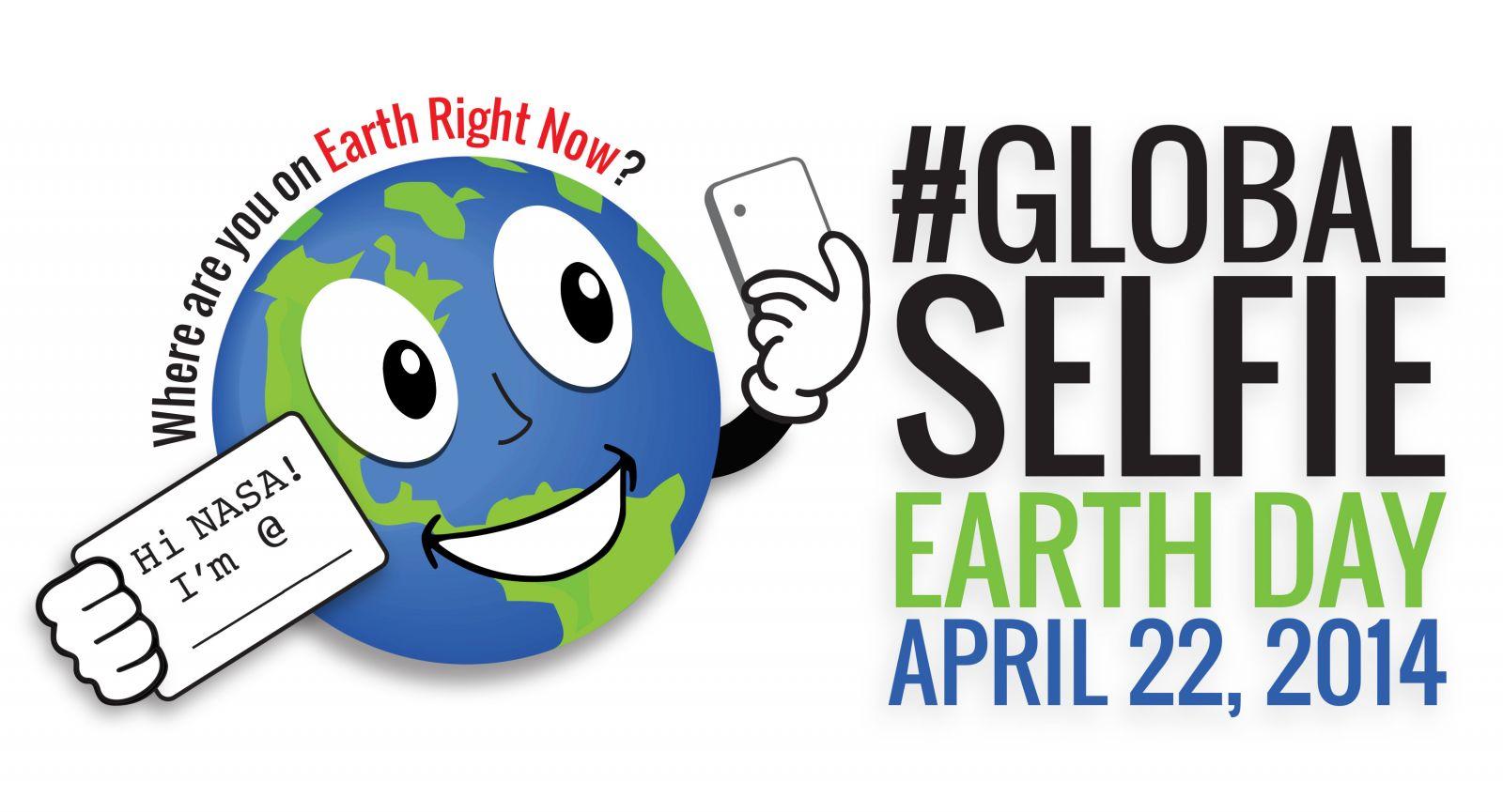 """La """"selfie"""" del Día de la Tierra"""