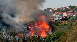 Consecuencias ambientales del incendio seguirán por meses