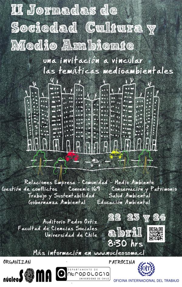 II Jornadas de Sociedad, Cultura y Medio Ambiente