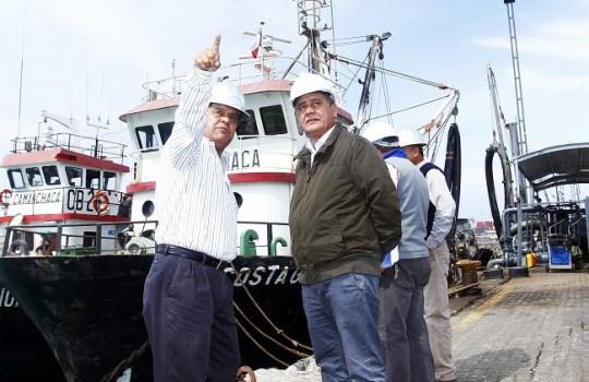 """Subsecretario: """"Estamos pasando por un momento muy difícil en la pesca"""""""