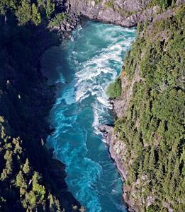 Corte de Coyhaique rechaza recurso de protección contra represa que se instalaría en falla sísmica activa