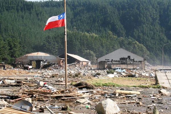 Chile lidera en pérdidas por desastres naturales en Latinoamérica: US$ 200 millones anuales