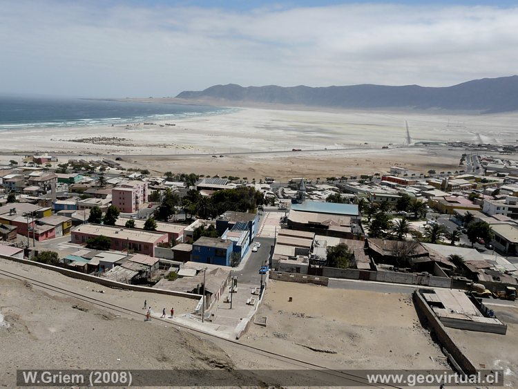 Contaminación de relaves de cobre sigue amenazando a los vecinos de Chañaral