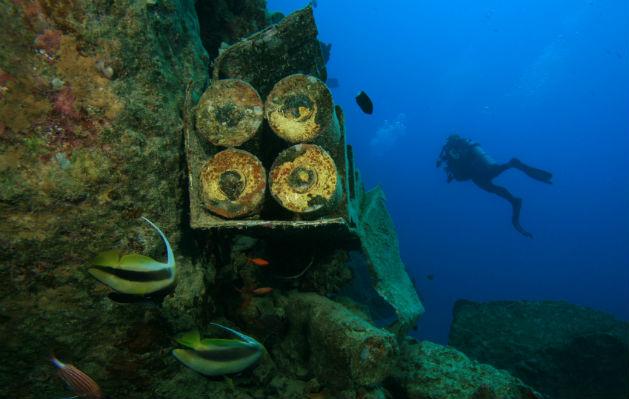 Científicos confirman que fondos marinos se han transformado en vertederos