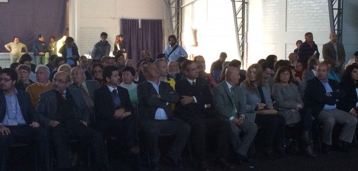 """Con 32 propuestas concretas y creación de la """"Unión de comunas de Zonas de Sacrificio"""" finalizó encuentro Medioambiental"""