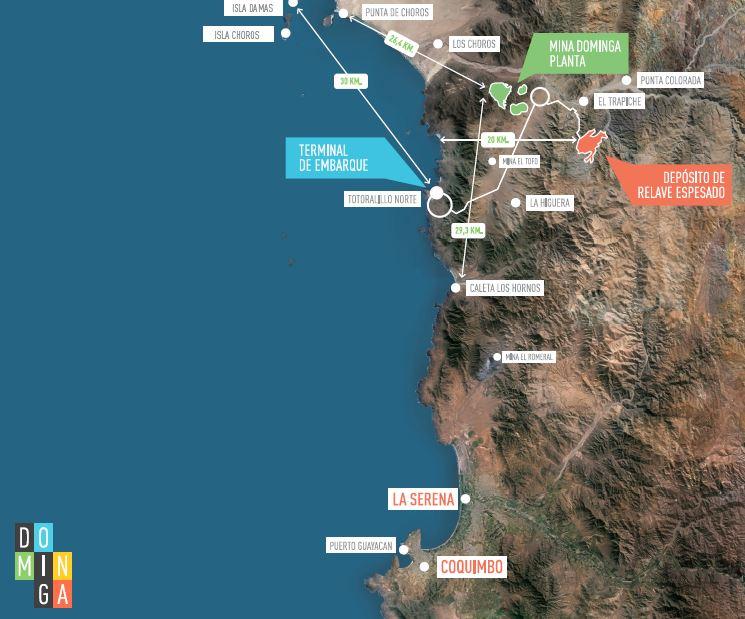 Punta de Choros, organizaciones piden detener megaproyecto minero-portuario
