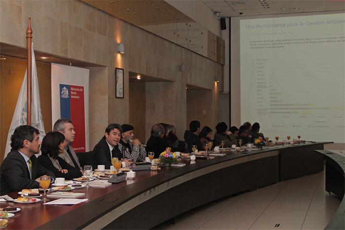 Ministerio del Medio Ambiente da a conocer Primer Reporte anual del Estado del Medio Ambiente