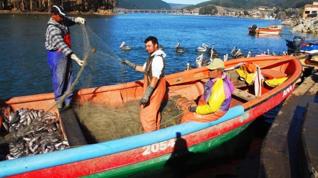 """Pescadores artesanales: """"Es impresentable que la ley Longueira siga vigente y sea ejemplo de las presiones políticas"""""""