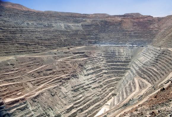 Codelco introduce cambios en Expansión de Andina para disminuir impacto