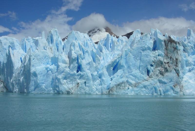 Buscan recrear el retroceso de los glaciares en isla Tierra del Fuego
