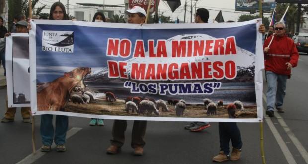 Ministro confirmó que el proyecto Los Pumas no se va a ejecutar