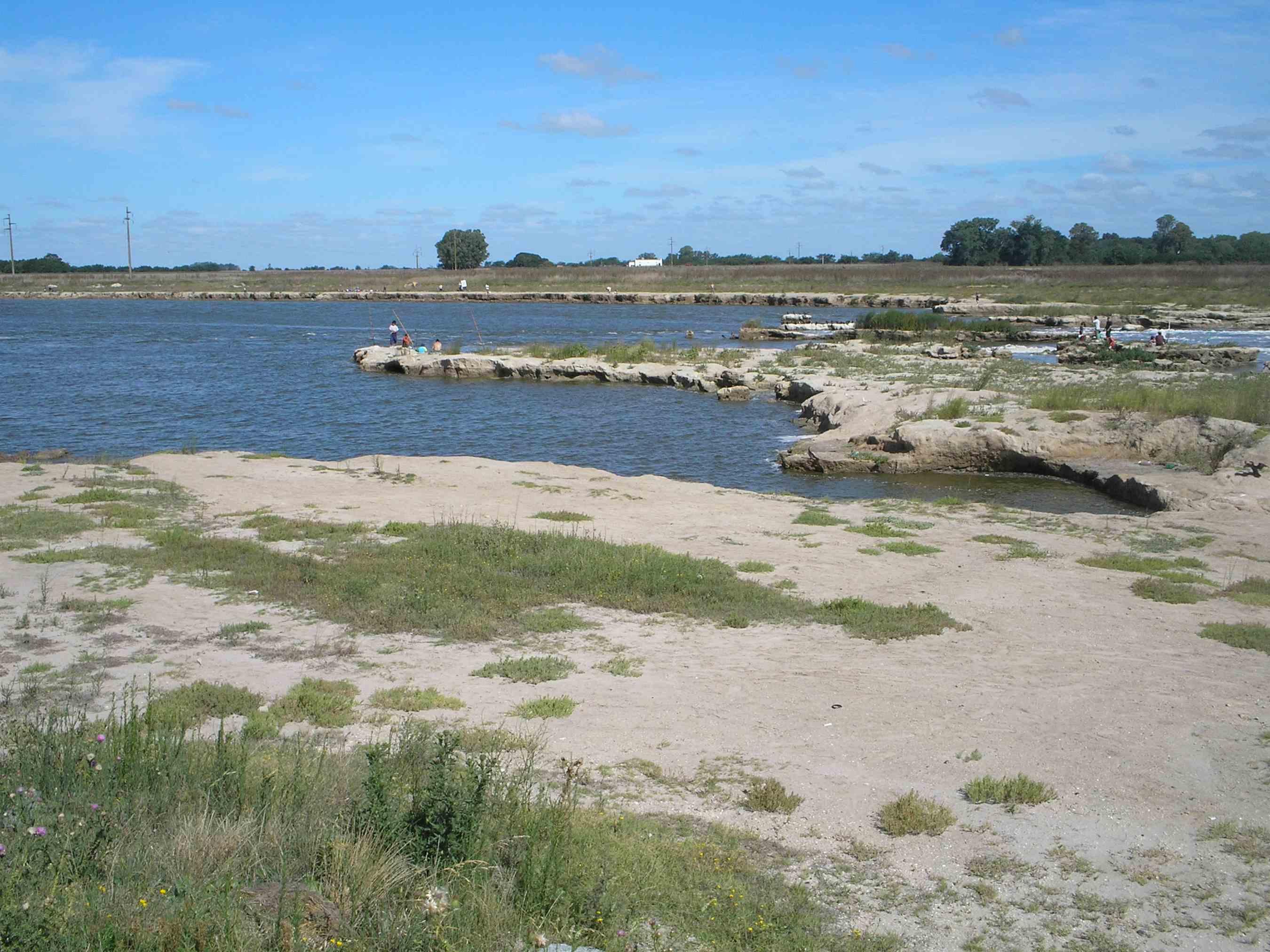 Solicitan declarar 'agotado' el caudal de ríos San Pedro y Jauna