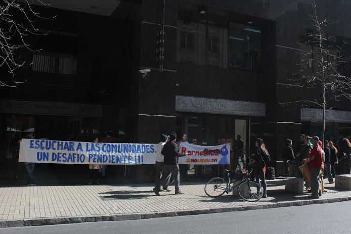 Comunidades afectadas por proyecto Andina 244 solicitan al SEA nueva participación ciudadana para revisar adenda de Codelco