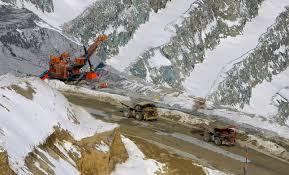 Comunidades del Huasco dan cuenta de presuntos nuevos daños a glaciares en la alta cordillera