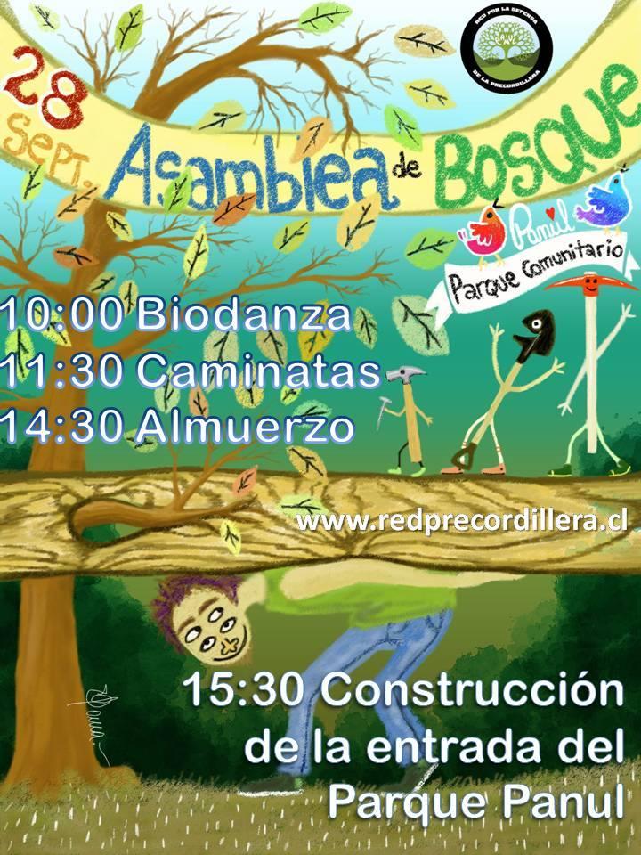 Asamblea Bosque El Panul