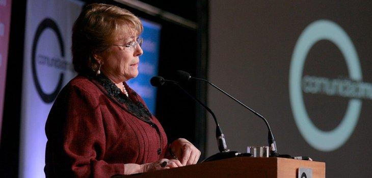 Obama y Bachelet abordan negociaciones para TPP y cooperación bilateral