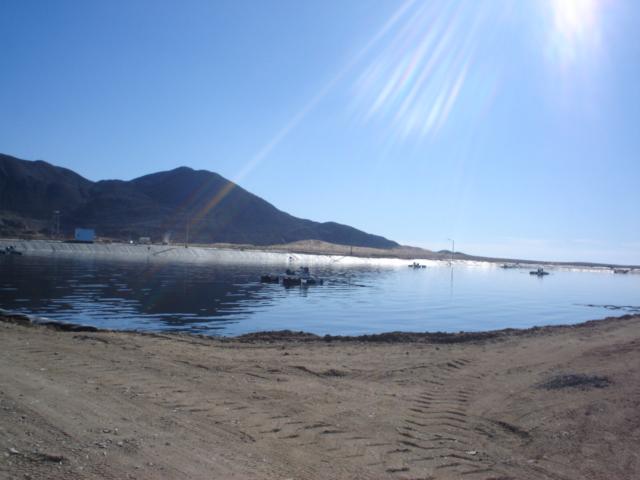 Consumo de agua de mar en la minería crece 81% en últimos dos años