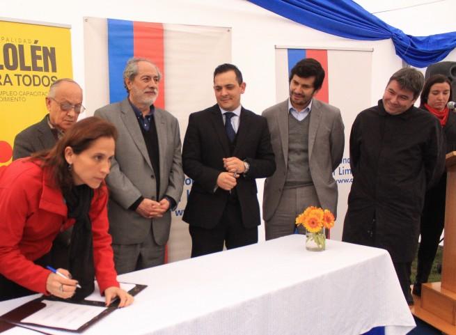 Acuerdo de Producción Limpia permitirá reutilizar residuos orgánicos de ferias libres en Santiago