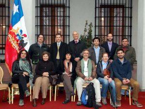 Reunión Biodiversidad
