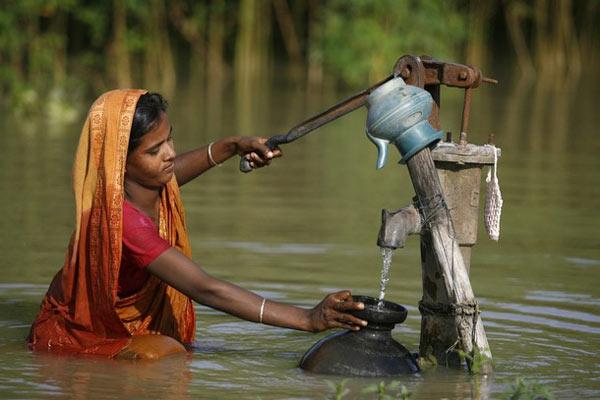 El cambio climático afecta más a las mujeres, dice la ONU