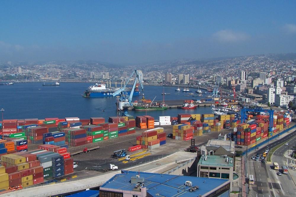 Ingresa al SEIA nuevo terminal portuario de Valparaíso