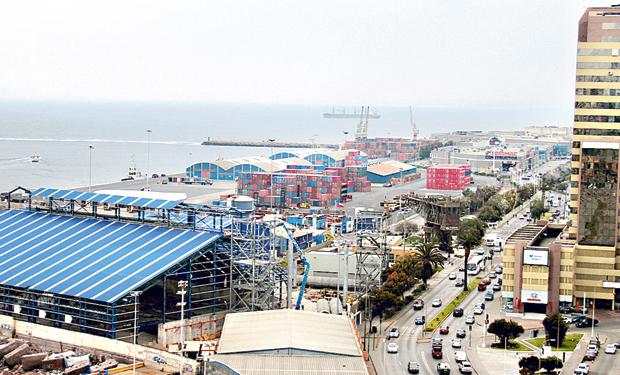 Estudio identificó 19 tipos de metales pesados en el aire de Antofagasta