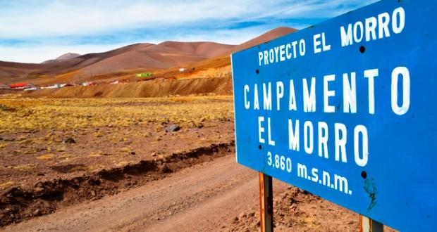"""Goldcorp y El Morro: """"No podemos invertir con un grado de incertidumbre como el que genera este fallo"""""""