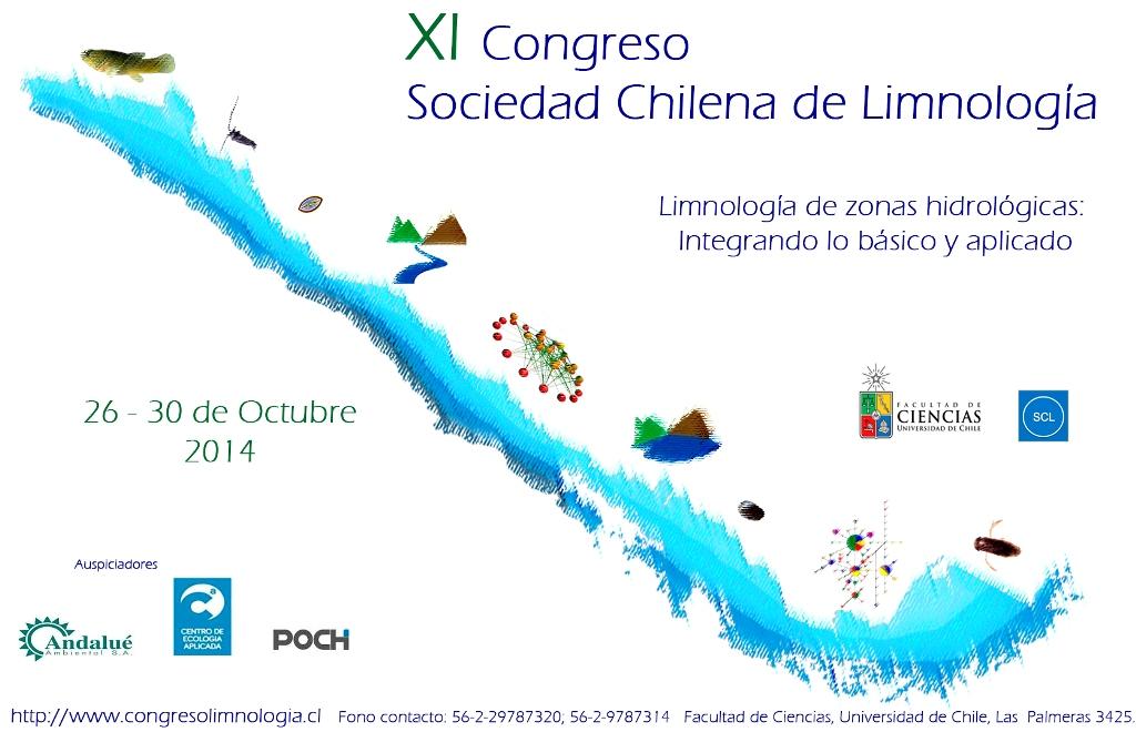 XI Congreso Sociedad Chilena de Limnología