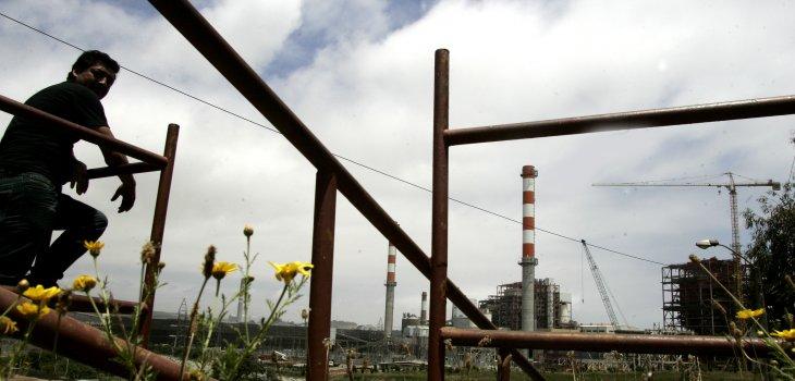 Termoeléctricas triplican uso de carbón en 8 años en Puchuncaví