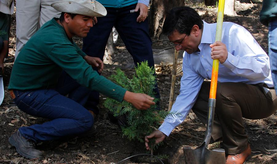 """Ministro Badenier: """"Hay que tratar a la biodiversidad como un tema país"""""""