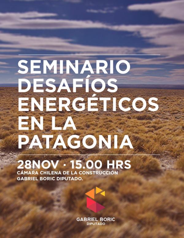 Presentación Desafíos Energéticos en Patagonia