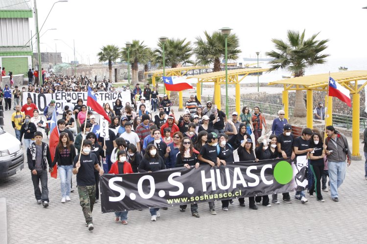 Ambientalistas de Huasco convocarán a una marcha ciudadana