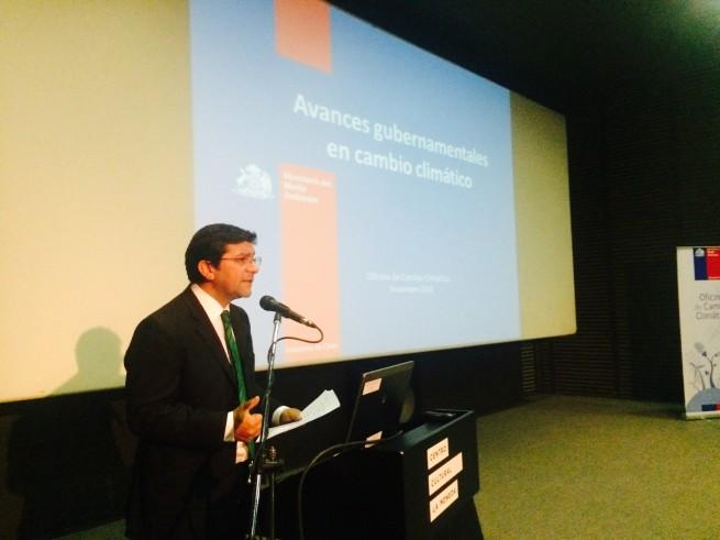 Ministro Badenier encabeza lanzamiento de publicación del Plan de Adptación al Cambio Climático en Biodiversidad