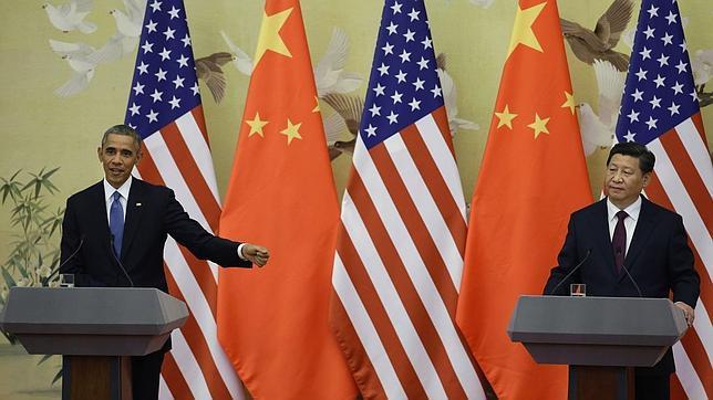 Histórico acuerdo entre China y EE.UU. para reducir sus emisiones