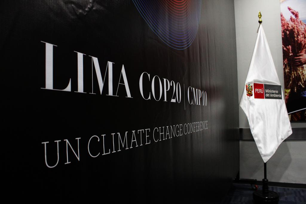 Encuentro COP20 deja la mirada hacia Francia 2015