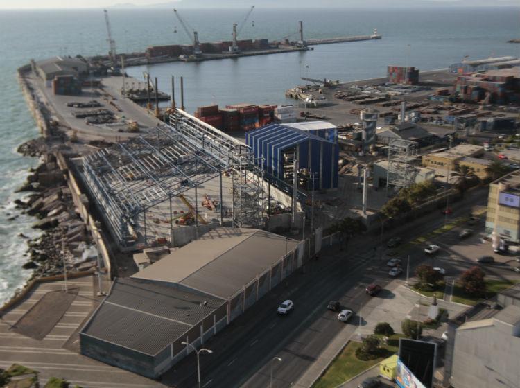 Puerto de Antofagasta: retiran carga de galpón cerrado por Tribunal Ambiental