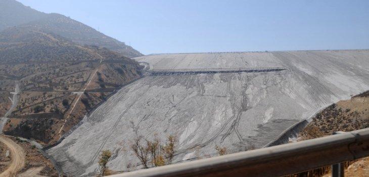 Fiscalización a relave de mineras Candelaria y Ojos del Salado no detecta riesgos