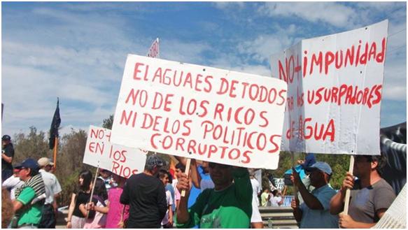 Problema del Agua en La Araucanía: ¿Una mala distribución?