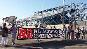 Antofagasta Terminal Internacional: galpones no seguirán acopiando cargamentos mineros
