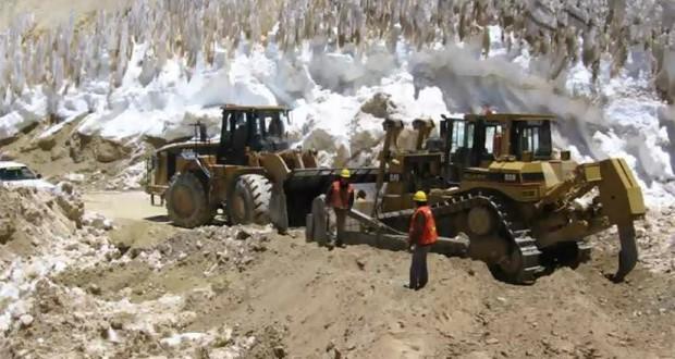 Veladero y Pascua-Lama estarían en zonas protegidas por Ley de Glaciares en Argentina