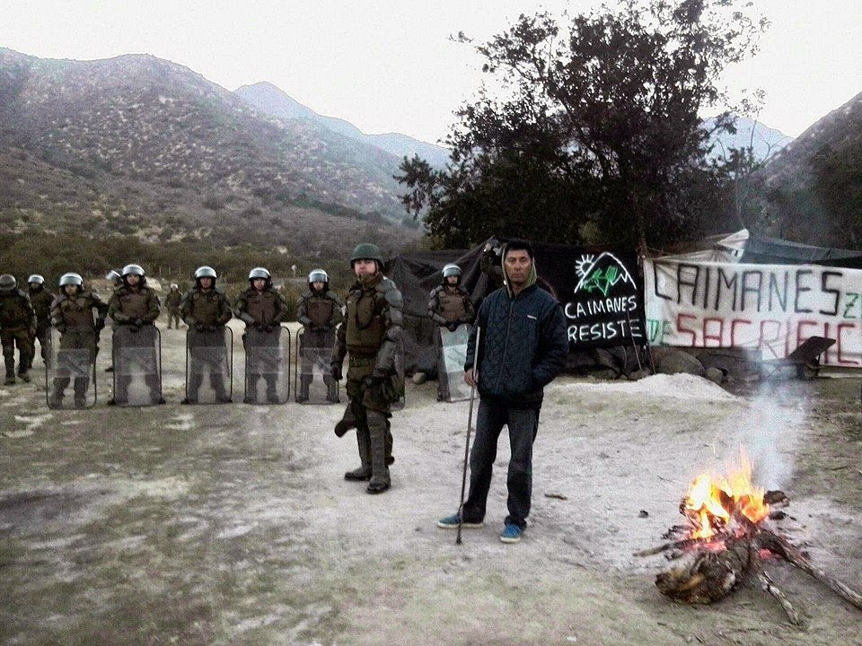 """Emplazan a """"Chile Transparente"""" a que aclare rol en Conflicto Caimanes – Minera Los Pelambres"""